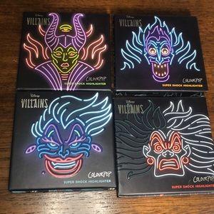 Colourpop Villains pressed super shock highlighter